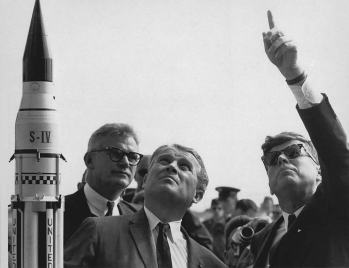 JFK with top space advisors