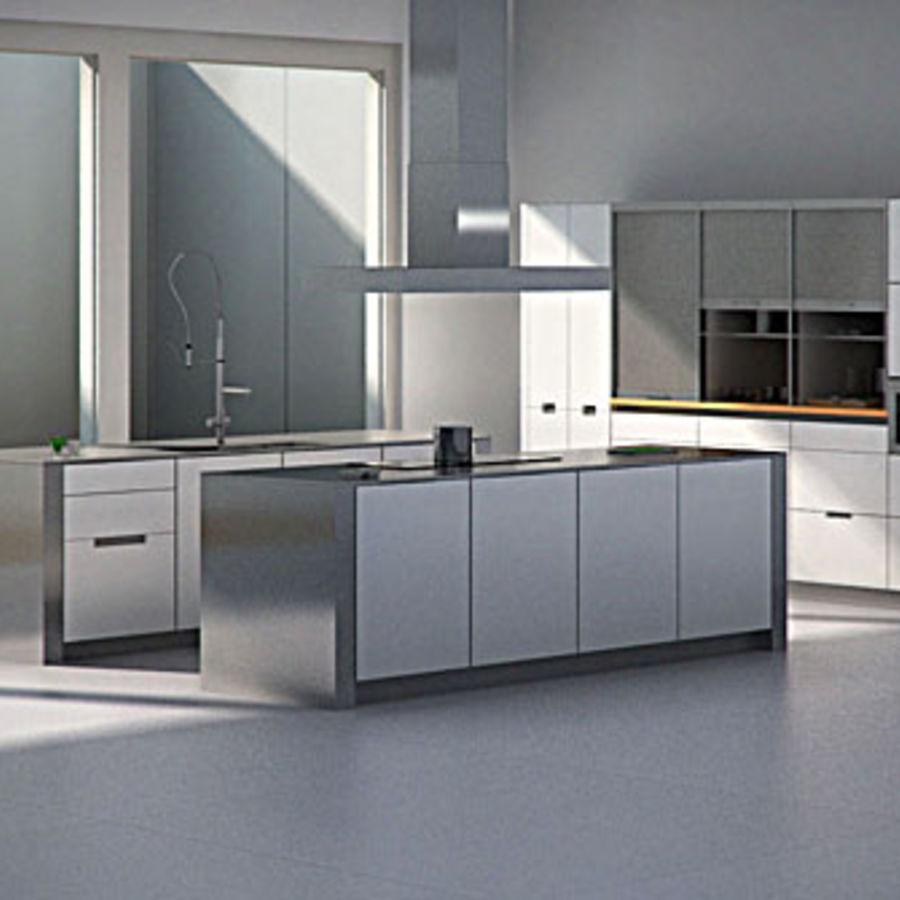 Kitchen 3D Model $20 - .unknown .obj .fbx .3ds .max - Free3D on Modern:8-Rtxafges8= Model Kitchen  id=53246