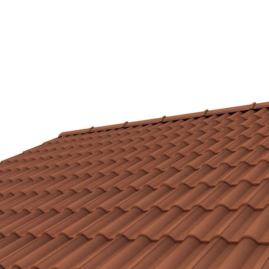 Roof Tile 3D Model $15 - .3ds .obj .fbx .c4d - Free3D on Tile Models  id=18527