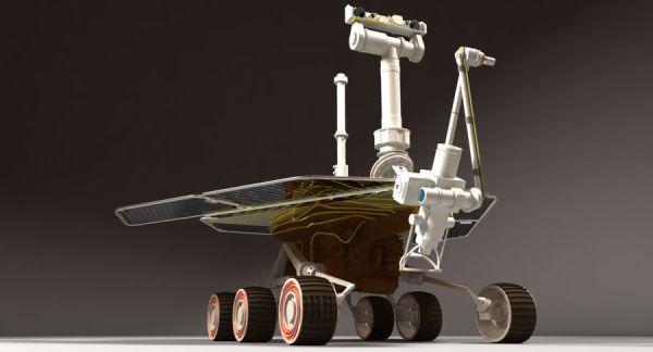 Mars Rover 3D Model $19 - .unknown .ma .c4d .lwo .obj .fbx ...