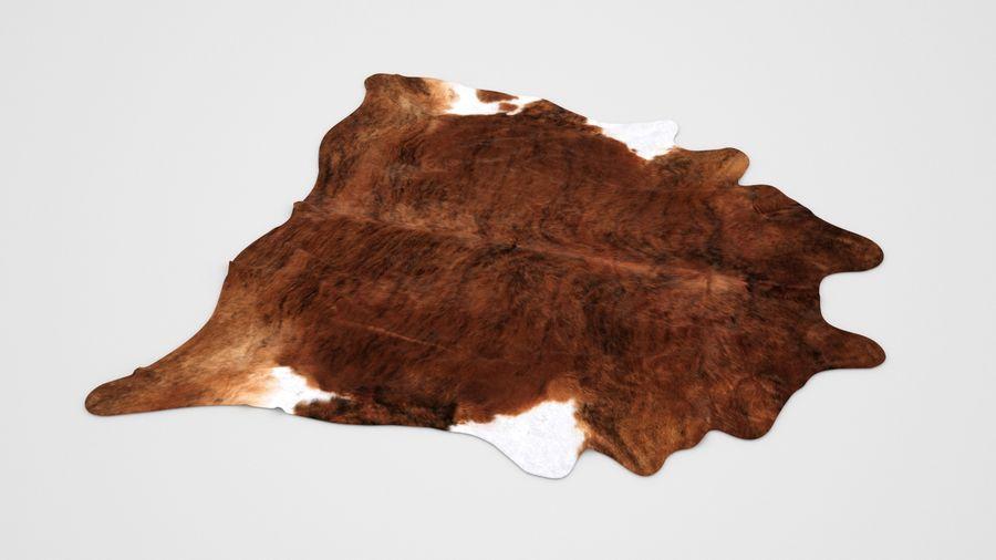 vache koldby2 tapis marron