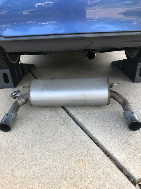 vrsf race exhaust review bmw 3 series