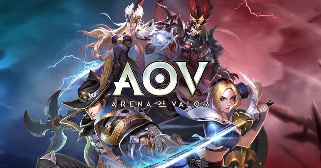Garena AOV: Arena Of Valor 5v5 Apk