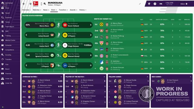 screenshot football manager 2019 1920x1080 2018 10 25 5 - Football Manager 2019 v19.1.1 + Multiplayer
