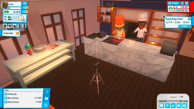 2 27 768x432 - Youtubers Life Torrent Download