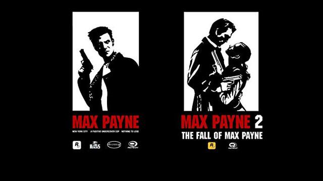 614gwr Une L SX679 - Max Payne 1 + Max Payne 2 [Collectors Edition] repack Mr DJ