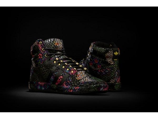 adidas NEWS STREAM : adidas Originals Top Ten Hi Floral