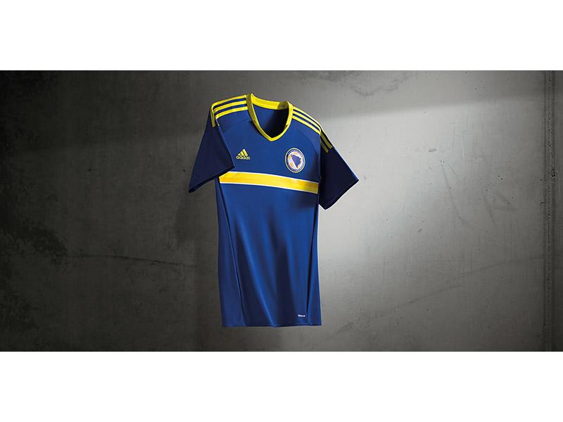 New Kit of the Bosnia and Herzegovina Football Federation