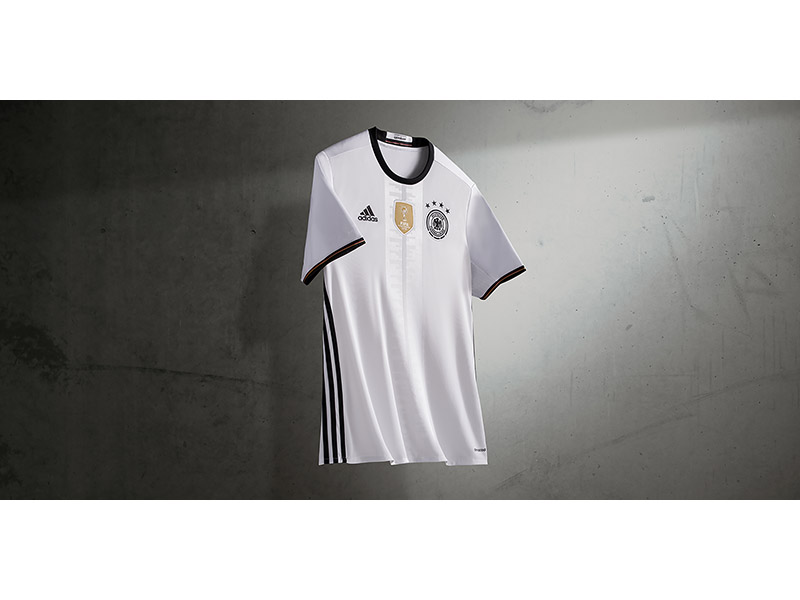 Germany home kit for UEFA EURO 2016™