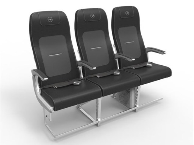 Geven seat - Airbus A320 Family LH