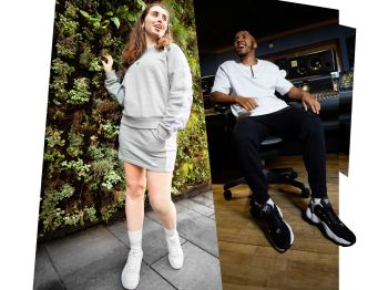 Reebok Partners with Consumers to Create Expressive Apparel Collection