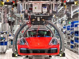 Making moves towards a cleaner, greener automotive industry Porsche Taycan
