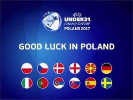 Image result for UEFA U21 CHAMPIONSHIP 2017 (IN POLAND)