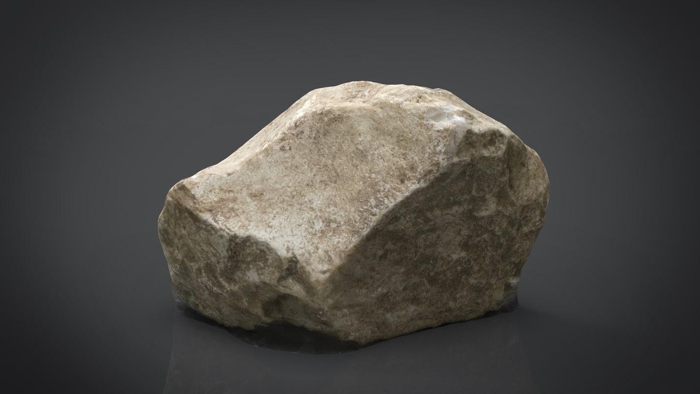stone 3d model on Granite Models  id=24820