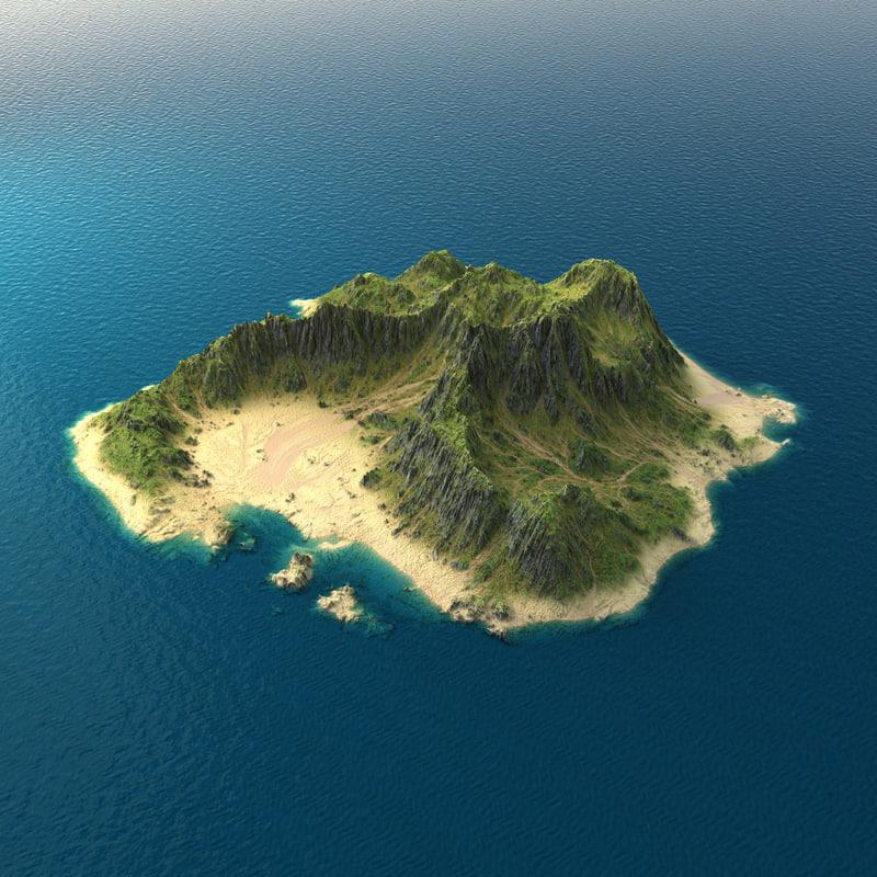 Landscape Design 3ds Max