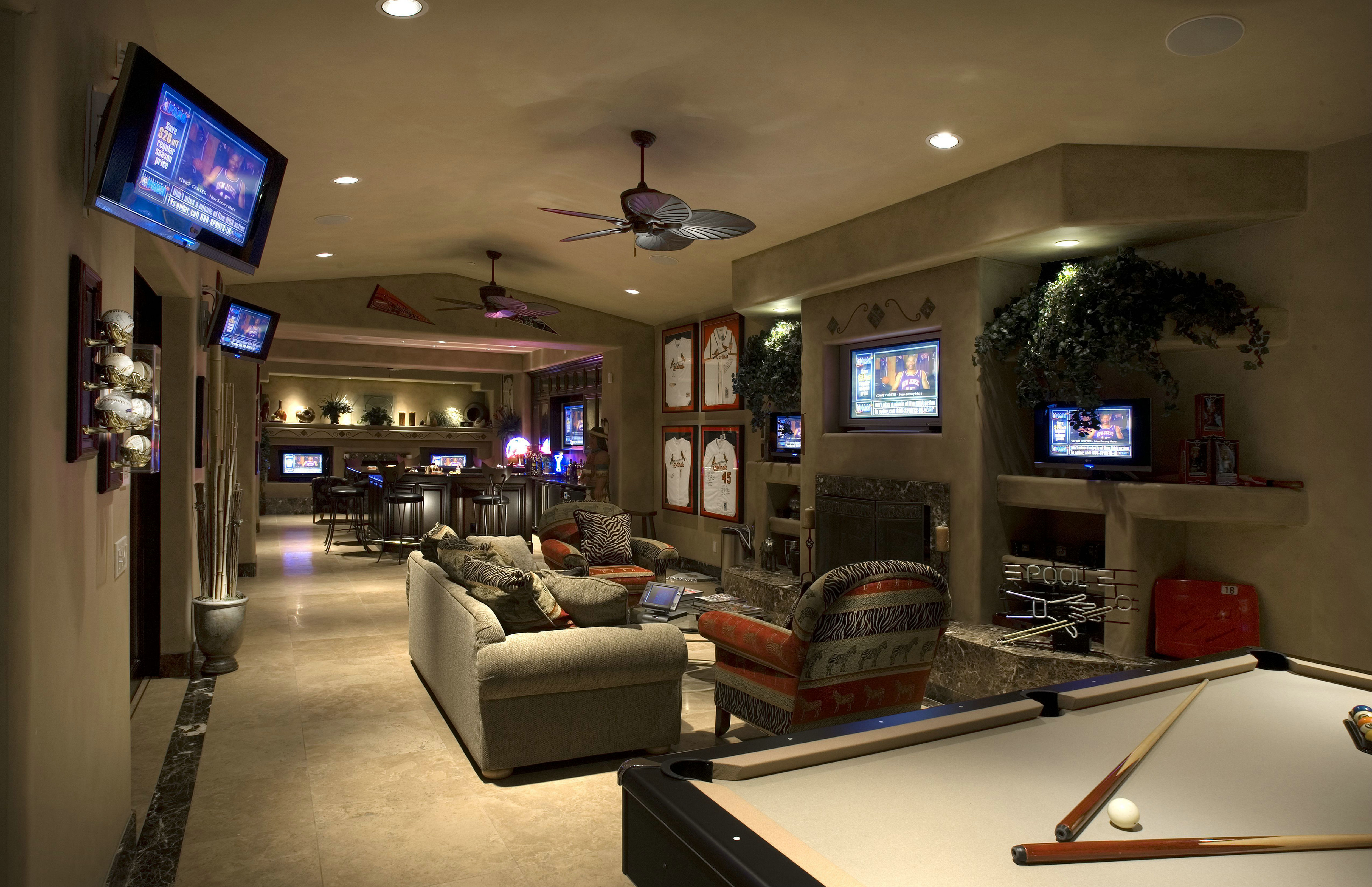 Fun group games for kids and adults are a great way to bring. Luxury Games Rooms in Homes For Sale in and Around Chicago ...