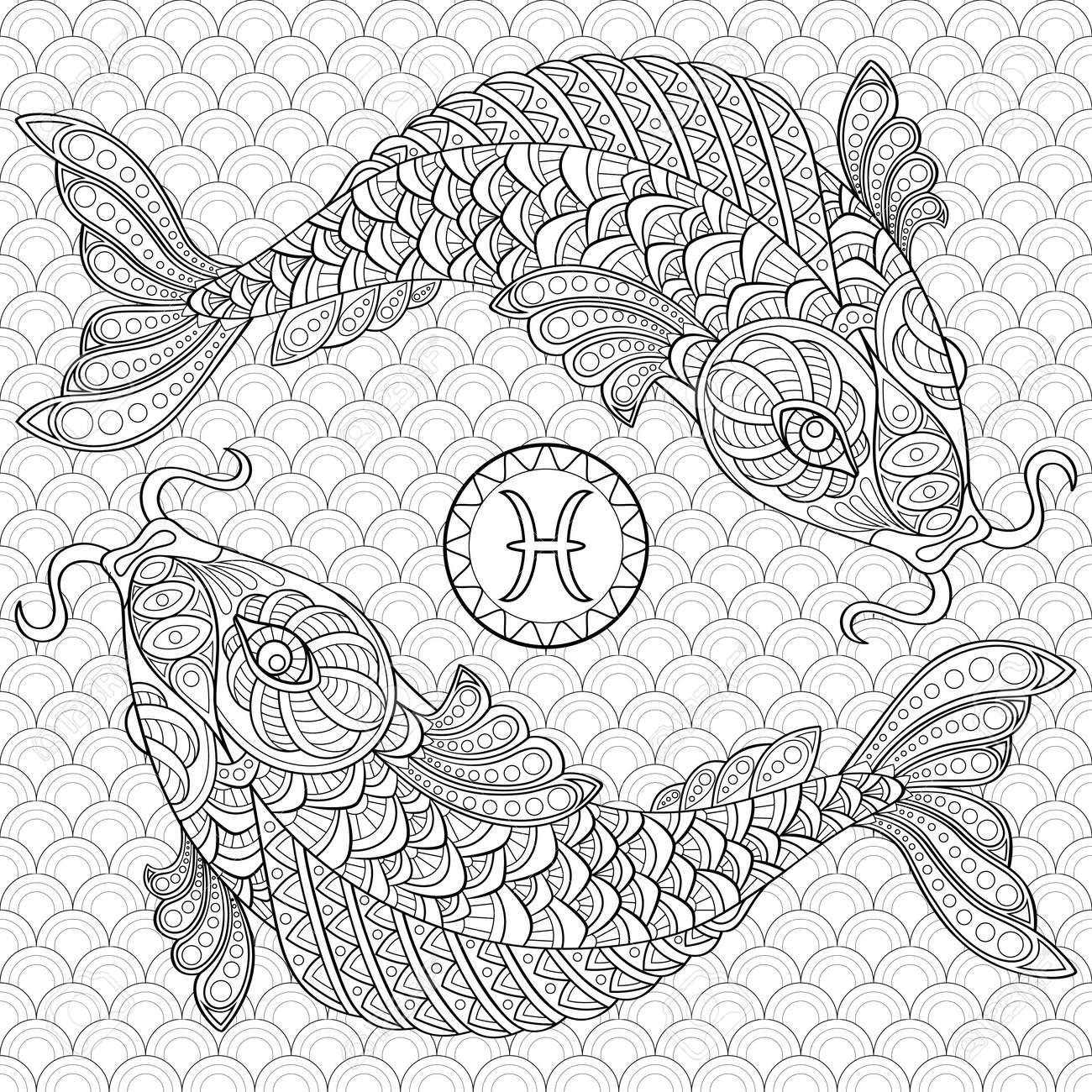 Koi Fish Coloring Page Top 25 Free Printable Koi Fish Coloring