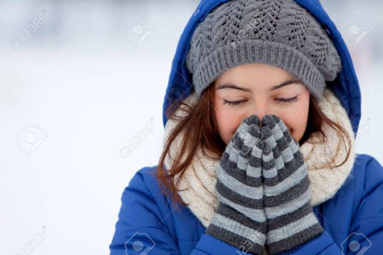 Image result for winter woman