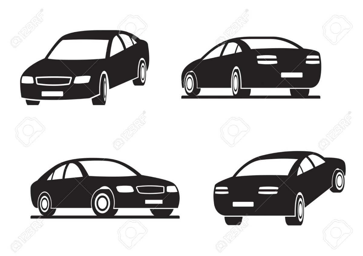 Cars In Perspective Royalty Free Cliparts, Vectors, And Stock ...