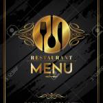 Restaurant Menu Card Design Template Creative Vector Royalty Free Cliparts Vectors And Stock Illustration Image 62247835