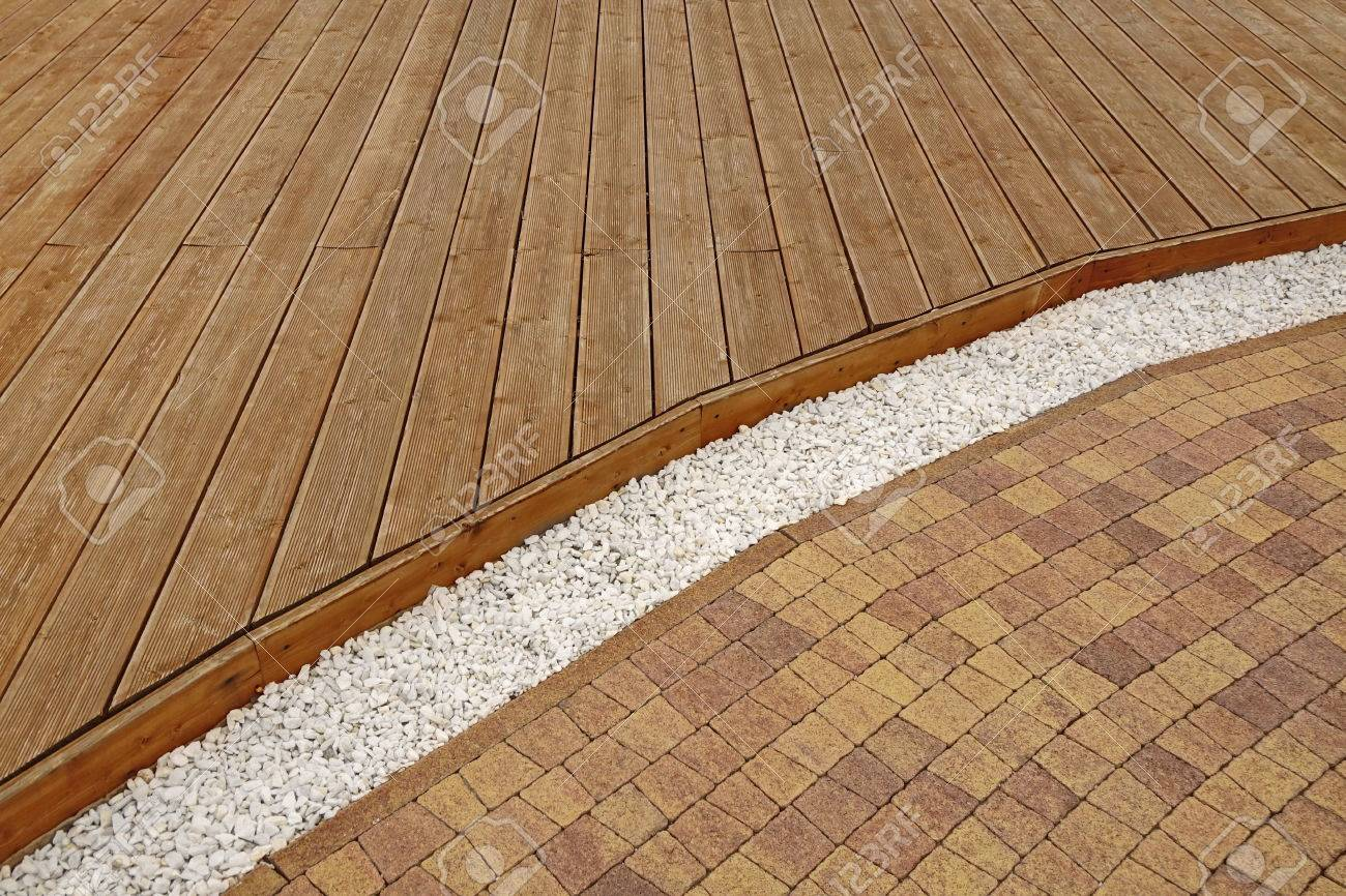 backyard dry patio or terrace surface in perspective view composite stock photo picture and royalty free image image 60726349