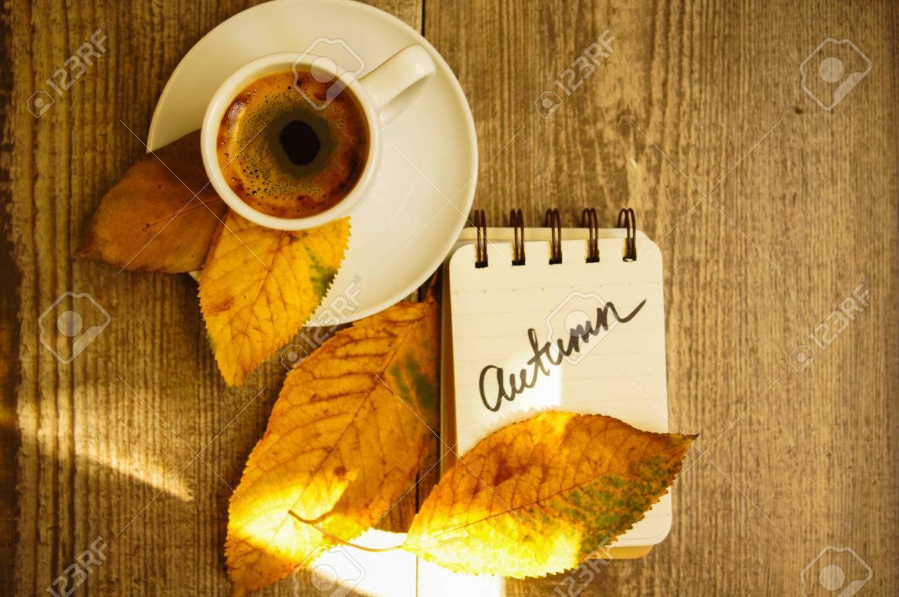 Risultati immagini per caffè autunnale