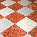 Red And White Marble Floor Tiles Stock Photo Picture And Royalty Free Image Image 23264623