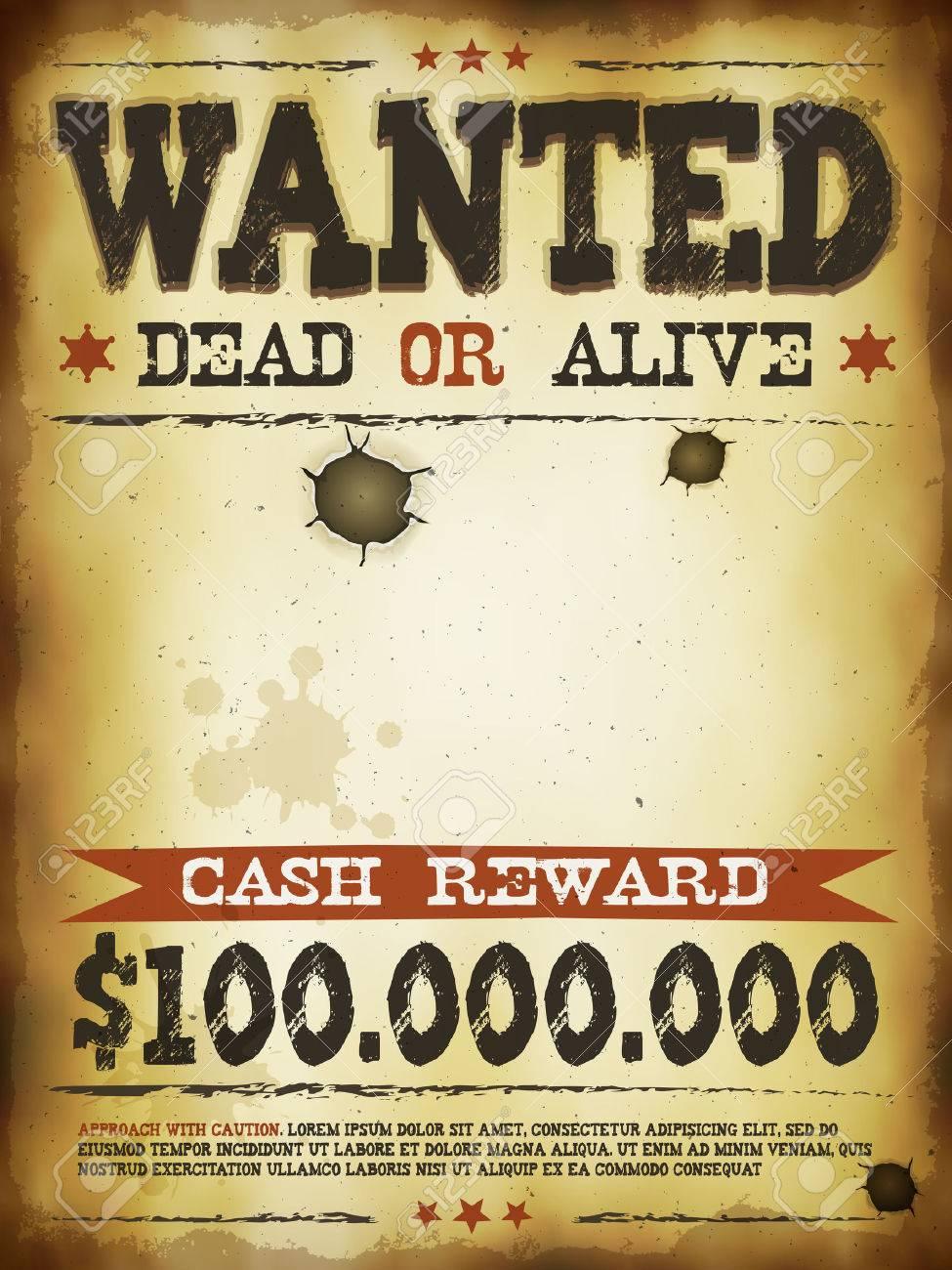 Poster do filme Procurado Vivo ou Morto