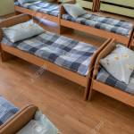 Many Small Beds In Daycare Preeschool Empty Bedroom Stock Photo Picture And Royalty Free Image Image 134649801