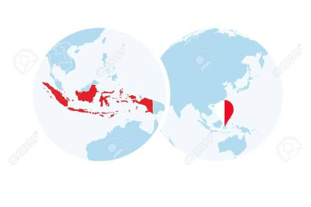 indonesia in world map indonesia » Full HD MAPS Locations - Another ...