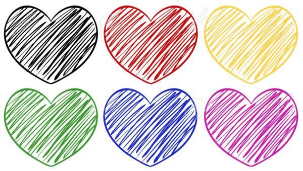 hearts colors # 47