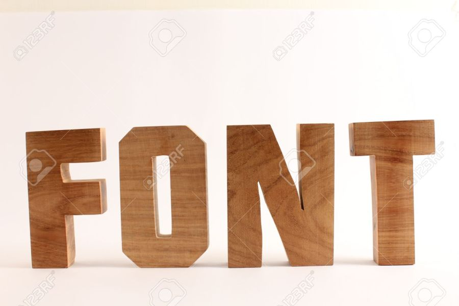 FONT Text From Wood Letters Holz Buchstaben White Background   Stock     FONT text from wood letters Holz Buchstaben white Background straight Stock  Photo   17458632