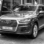 Berlin June 17 2017 Full Size Luxury Crossover Suv Audi Sq7 Tdi Produced Since 2016 Black And White Classic Days Berlin 2017 Banco De Imagens Royalty Free Ilustracoes Imagens E Banco De Imagens Image 81680220