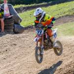 Motocross Kleinhau 2nd Heat Kids 50 65ccm Dam Meisterschaft Stock Photo Picture And Royalty Free Image Image 86197817