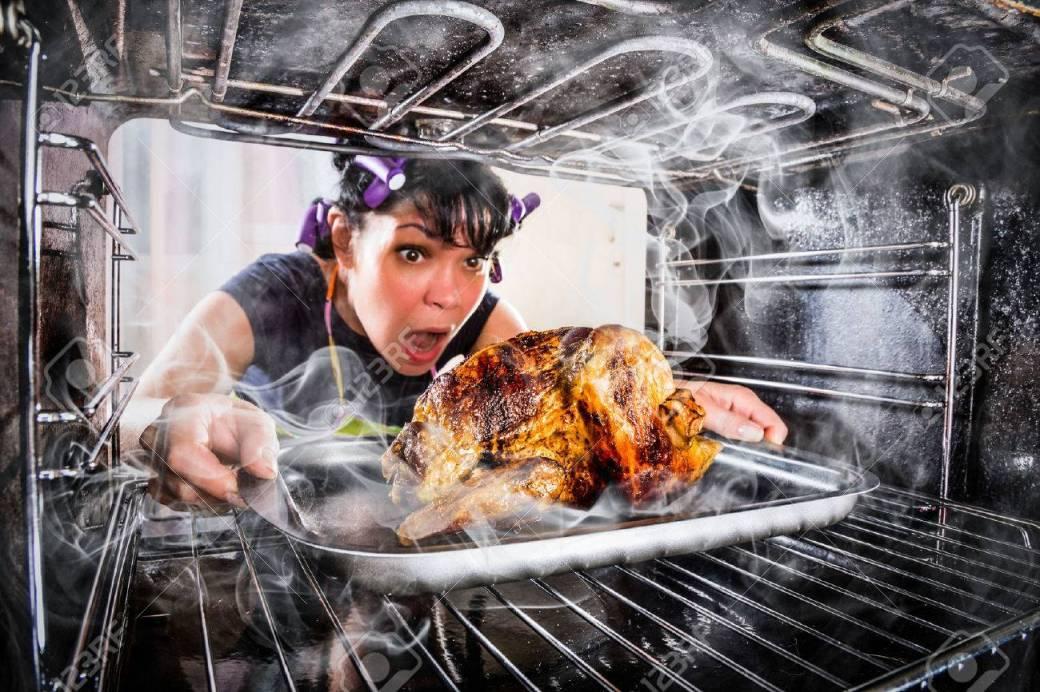 Resultado de imagen de se me quemó el pollo