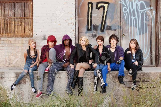 Image result for teens abandoned