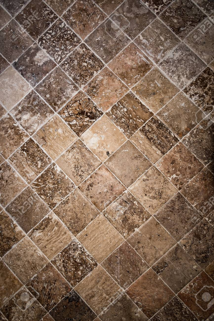 brown ceramic tile laid diamond pattern stone tone background stock photo picture and royalty free image image 87494452