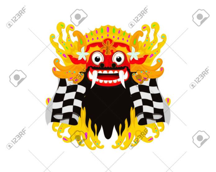 Detailed Illustration Of Indonesian Culture Or Traditional Balinese Royalty Free Cliparts Vectors And Stock Illustration Image 142147071