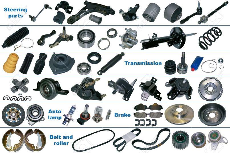 Chassis Transmission Brake