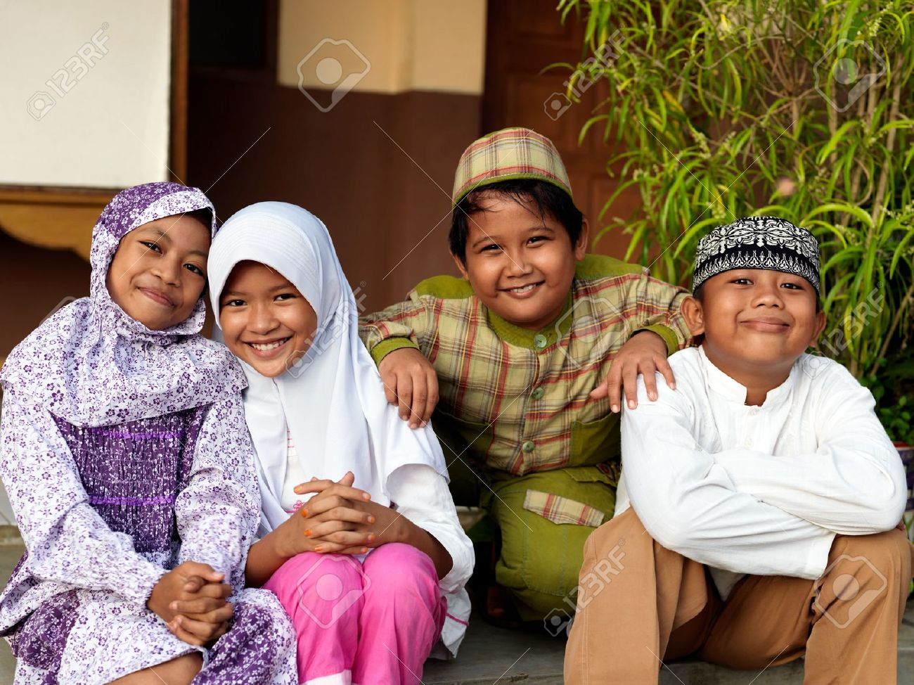 Image result for saudi muslim children