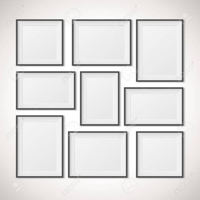 Multiple Frame Picture Frame Gallery - origami instructions easy for ...