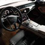 Moscow Russia January 16 2020 Interior Of A Premium Sedan Stock Photo Picture And Royalty Free Image Image 145015476