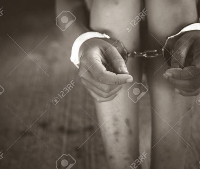 Stock Photo Women Violence And Abused Concept Trafficking Concept Stop Violence Against Women International Womens Day