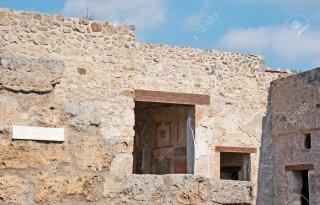 Resultado de imagen de ventana antigua pompeya