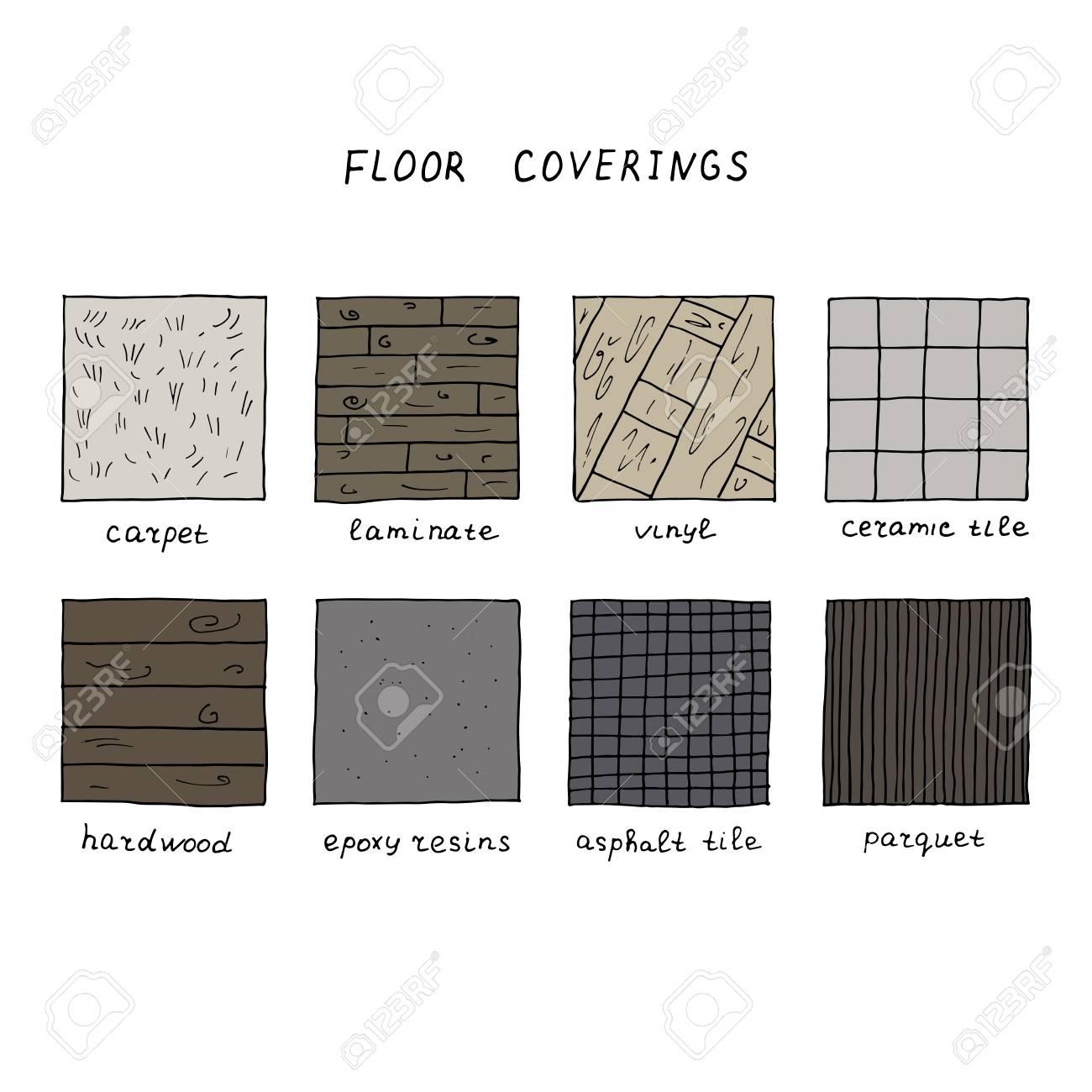 hand drawn floor coverings carpet laminate vinyl ceramic
