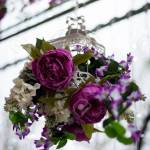 The Bouquet Hangs On The Ceiling Wedding Decorations Stock Photo Picture And Royalty Free Image Image 73427680