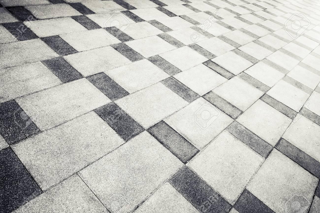 carrelage en beton gris avec motif abstrait chaussee urbaine la photo de fond texture banque d images et photos libres de droits image 36781603