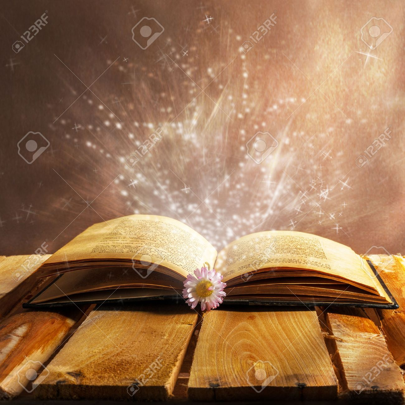 Open Book Magic Stock Photo Picture And Royalty Free Image Image 25242090