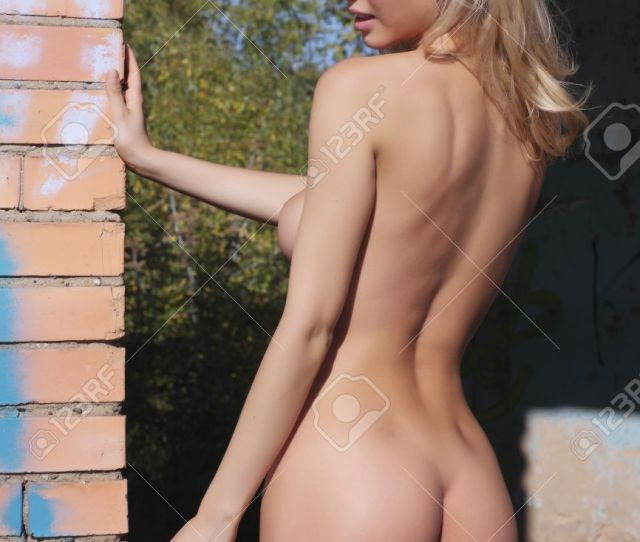 Girl Nude Outdoors Portrait Of A Naked Woman Stock Photo 63251466