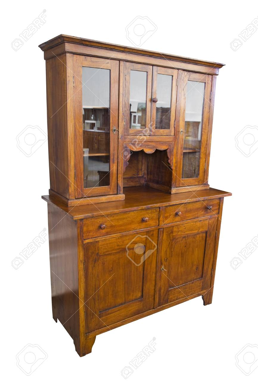 antique wooden italian furniture just restored with dresser and stock photo picture and royalty free image image 82403851